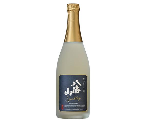 八海山スパークリング-発泡にごり酒