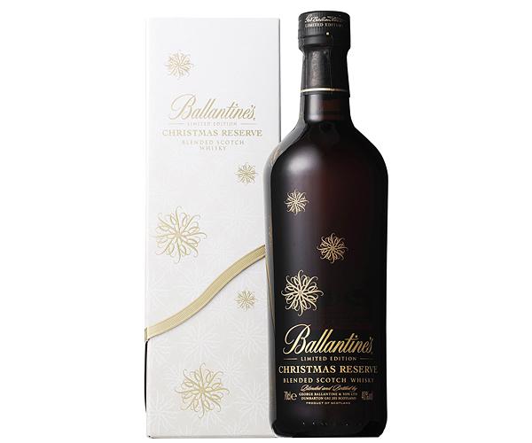 バランタイン-クリスマスリザーブ